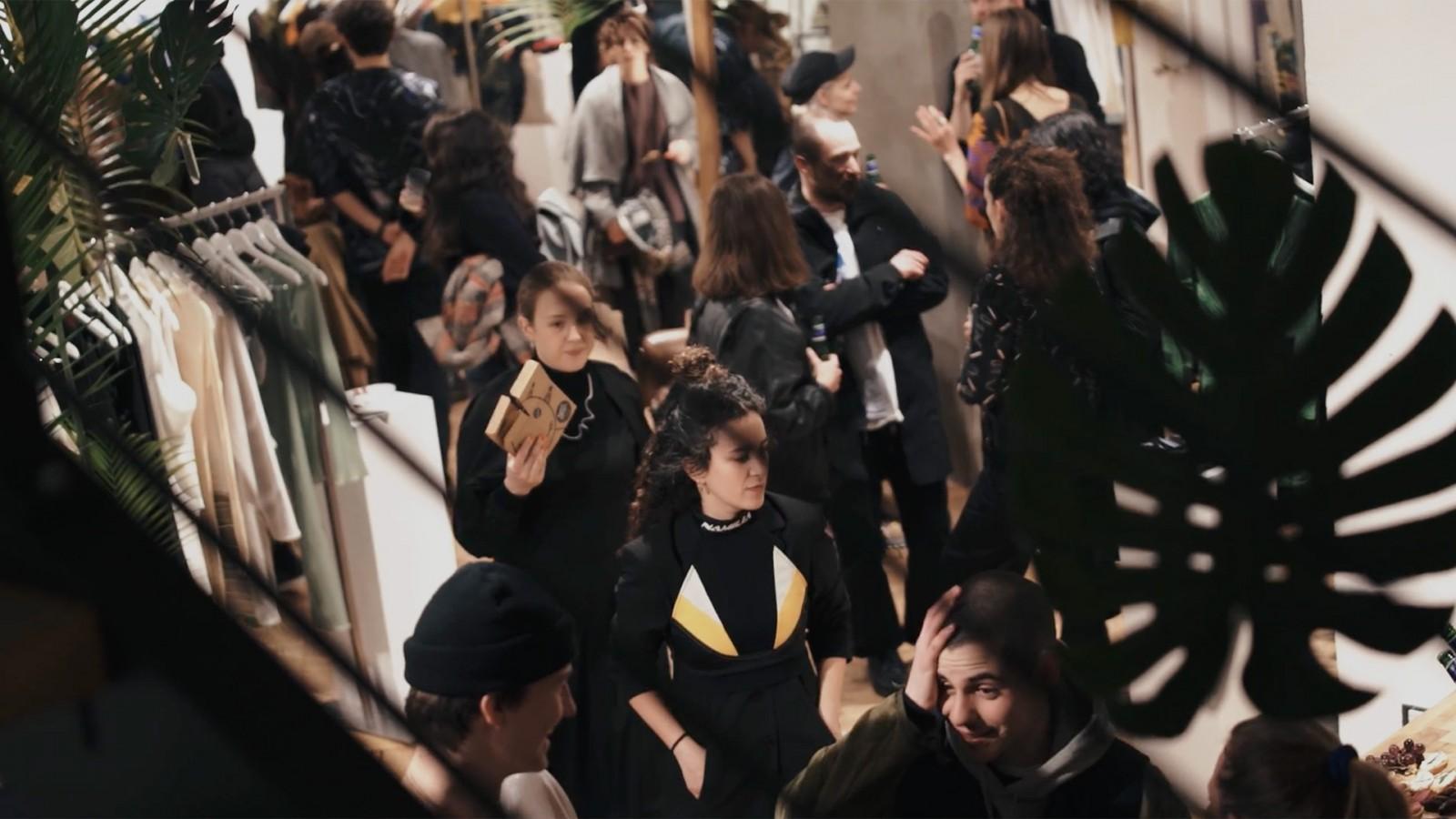 Berlin Showroom impression video
